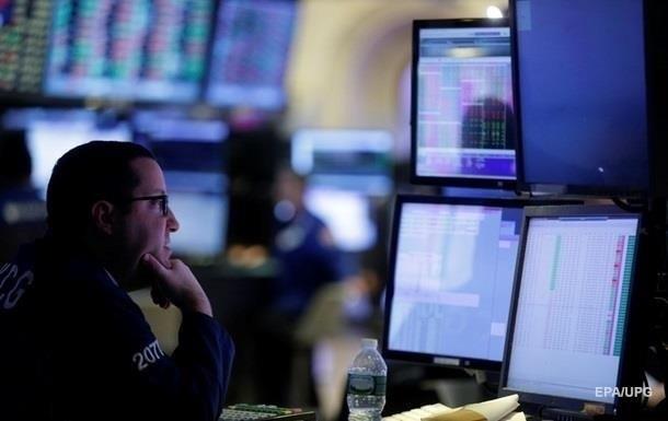 Биржи США закрылись в основном в минусе