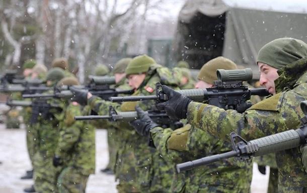 Украина и Канада согласовали договор о военном сотрудничестве