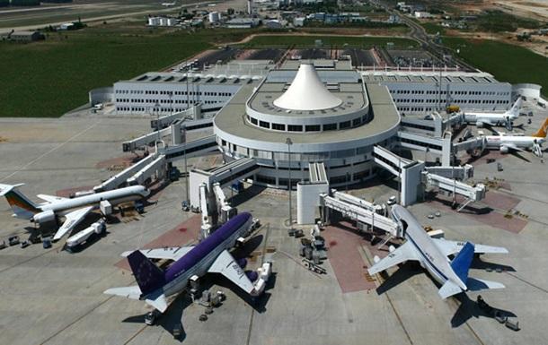 В аэропорту Анталии произошел пожар