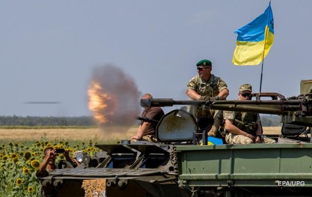 Разработан документ о разведении войск на Донбассе