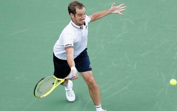 Уинстон-Сейлем (ATP). Гаске вышел в третий круг, Веселы и Янг побеждают