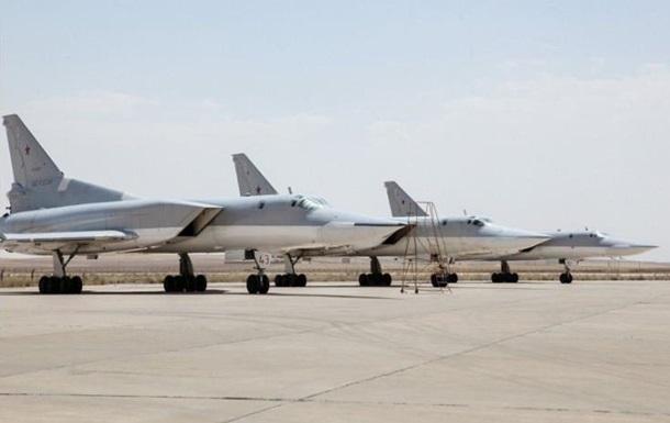 Иран: Россия продолжает бомбить из нашей базы