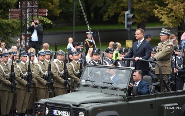 Из президентов на День Независимости в Киев приедет только польский