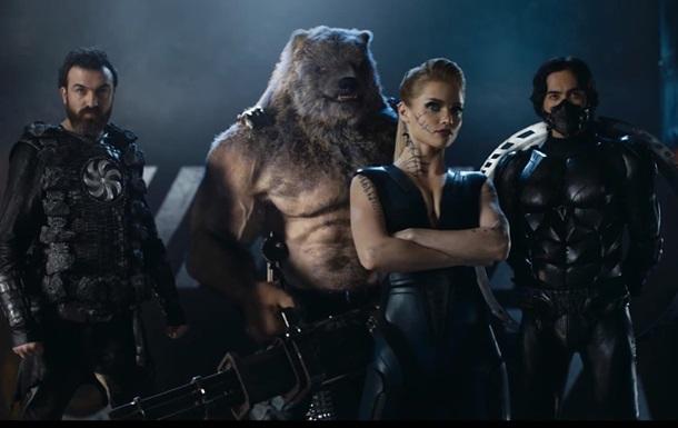 Вышел трейлер российского супергеройского фильма