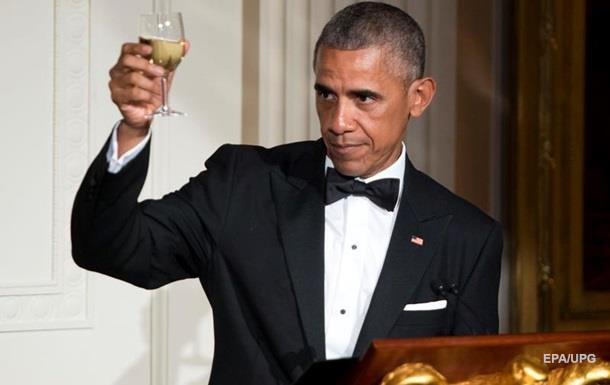 Обама поздравил украинцев с Днем Независимости