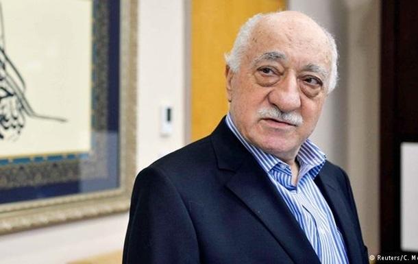 В Госдепе подтвердили наличие запроса на выдачу Турции Ґюлена