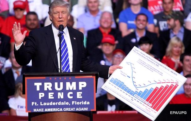 Трамп готов пом смягчить свою позицию в отношении мигрантов