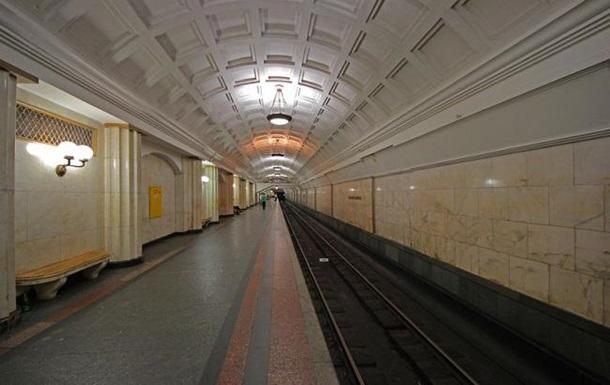 ВКиеве пассажиров метро эвакуируют из-за сообщения оминировании