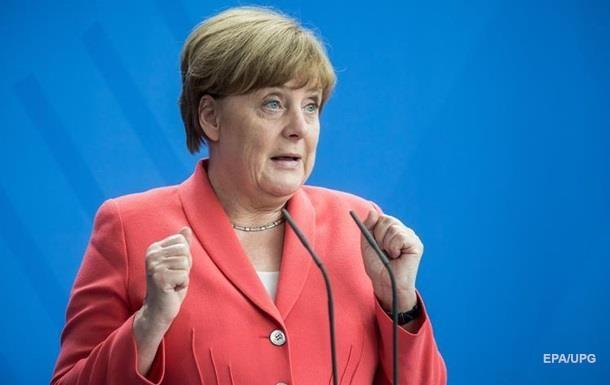 Меркель о минских соглашениях: Все сложно