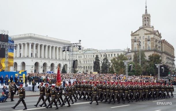 Итоги 24 августа: Парад в Киеве, операция в Сирии