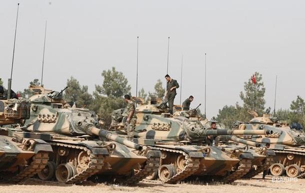 Турция назвала условия вывода войск из Сирии