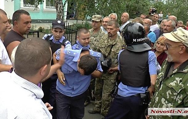 Аваков сменит руководство полиции Николаевщины