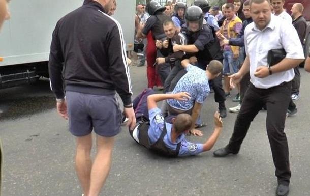 В Кривое Озеро введут дополнительные силы полиции