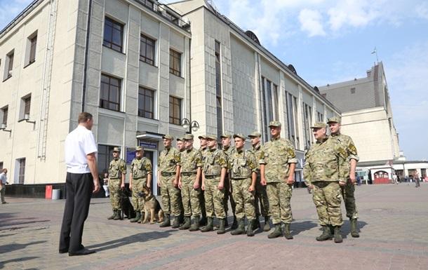Укрзализныця создала собственную службу безопасности