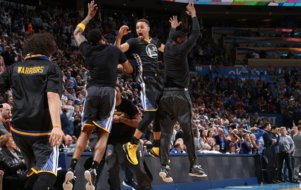 НБА. ТОП-10 моментов сезона от Голден Стэйт