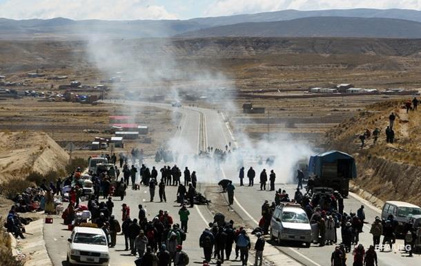 Шахтеры в Боливии похитили и убили замглавы МВД страны - СМИ