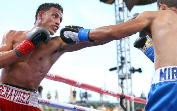 В США стреляли в перспективного боксера