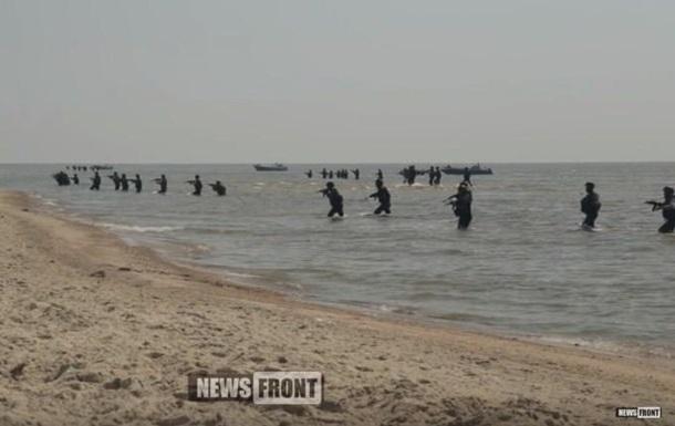 Впечатляющие кадры: Гиви испецназ ДНР отработали штурм Мариуполя сморя