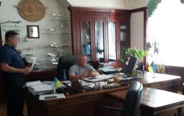 Минобразования уволило ректора-взяточника из НАУ