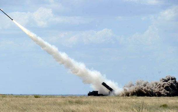 Появилось видео испытаний новой украинской ракеты