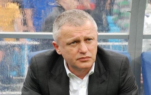 Суркис: Задача в Лиге чемпионов - выход в плей-офф