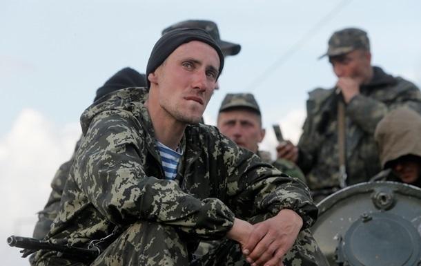 В зоне АТО за сутки ранены четверо военных