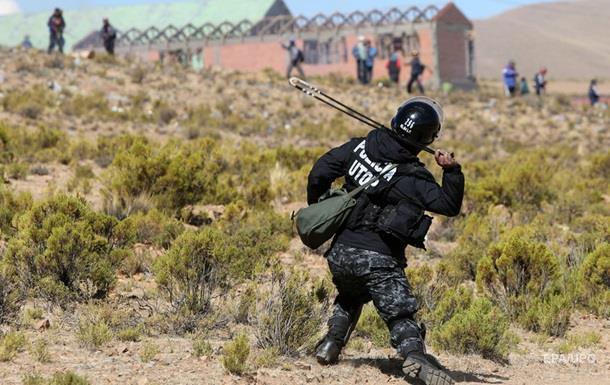 В Боливии нашли виновных в смерти заместителя министра МВД