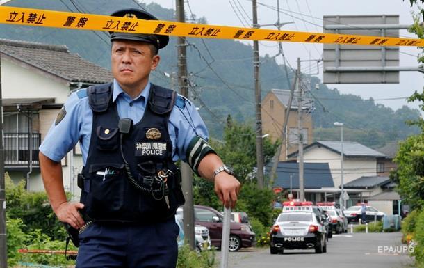 ВЯпонии в итоге стрельбы ранение получили 4 человека