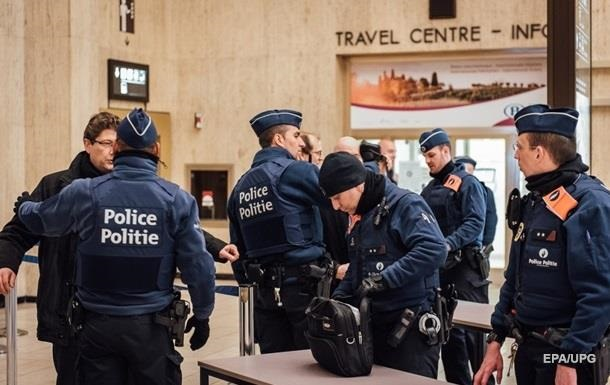У института криминологии в Брюсселе произошел взрыв