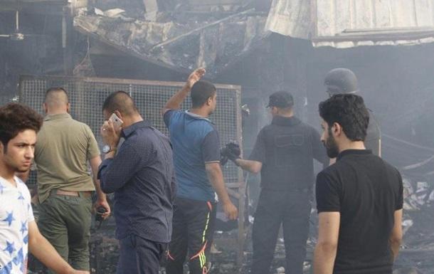 Жертвами теракта на свадьбе в Ираке стали 18 человек