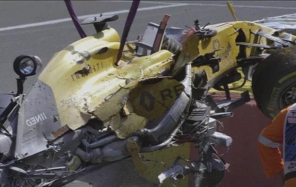 Формула-1. Магнуссен может пропустить Гран-при Италии после аварии в Бельгии