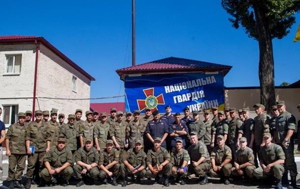 Итальянские карабинеры начали подготовку украинских нацгвардейцев