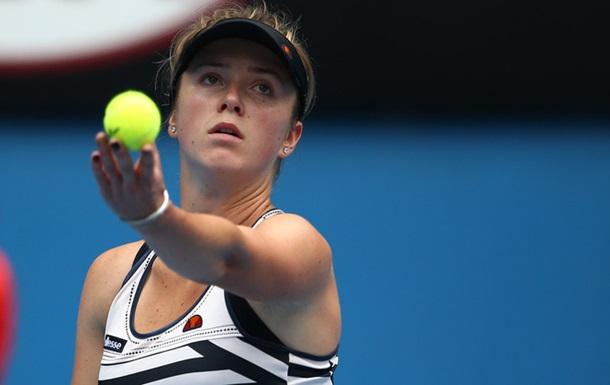 Свитолина стартует на US Open с волевой победы