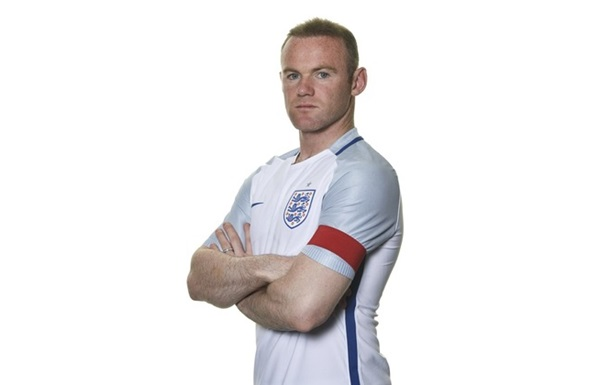 Руни останется капитаном сборной Англии