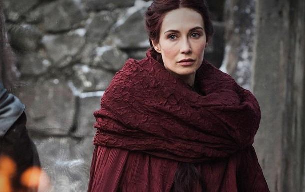 Мелисандра из Игры престолов стала мать ю