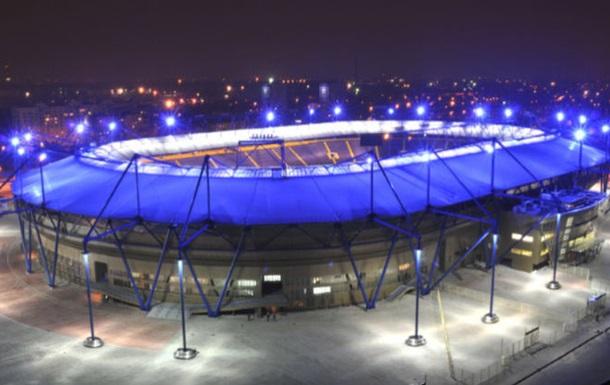 Матч Шахтер-Динамо перенесен в Харьков