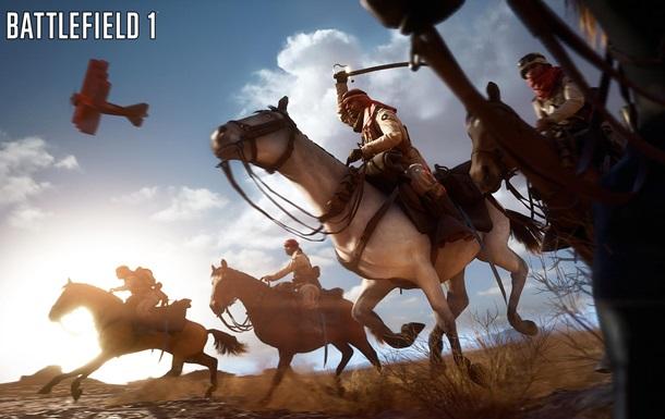 Начато открытое тестирование шутера Battlefield 1
