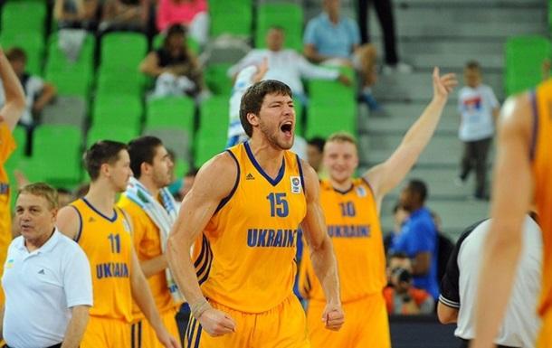Мурзин назвал заявку сборной Украинского государства наотборочный турнир Евробаскета
