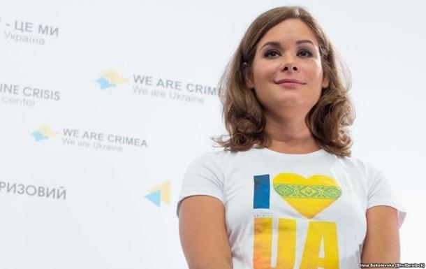 Мария Гайдар написала стихотворение на украинском языке