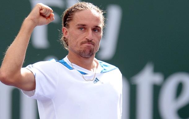Долгополов снялся с US Open