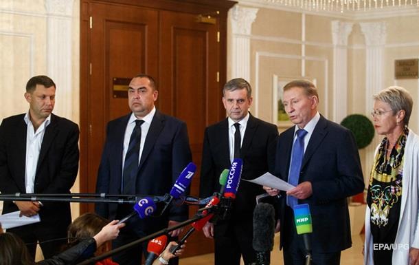 Киев созывает срочную встречу Контактной группы