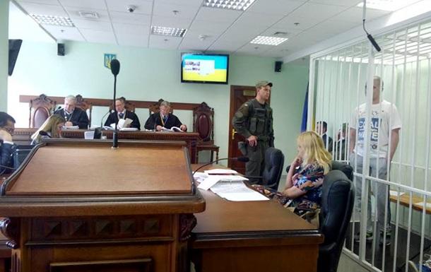 Мукачевским стрелкам продлили арест на два месяца