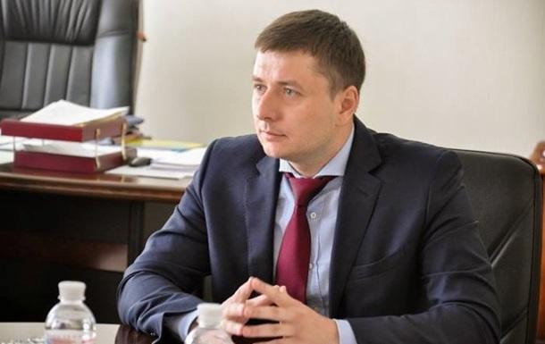 Порошенко уволил главу Житомирской ОГА