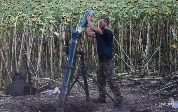 На Донбассе в три раза сократились обстрелы за сутки