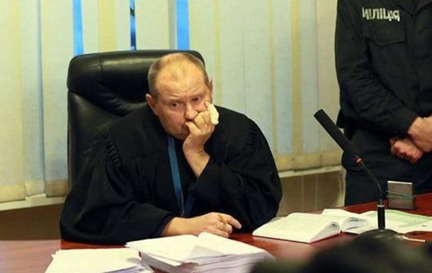 Суд арестовал квартиру и авто судьи Чауса