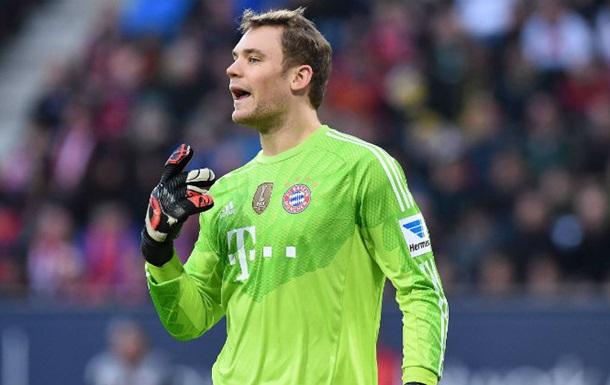 Нойер - новый капитан сборной Германии