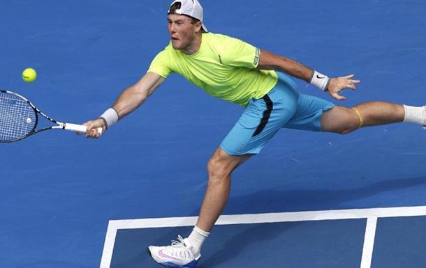US Open. Марченко уверенно бьет Джумхура и выходит в третий круг