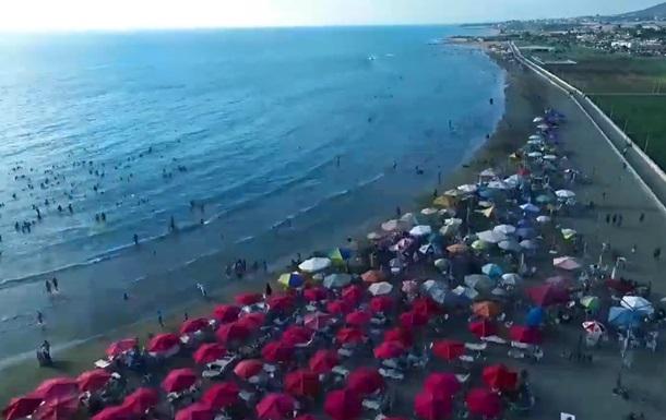Сирия заманивает туристов рекламой пляжей