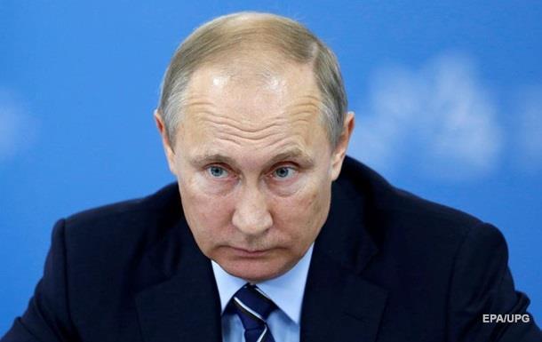 Путин отрицает причастность к кибератакам на Демпартию