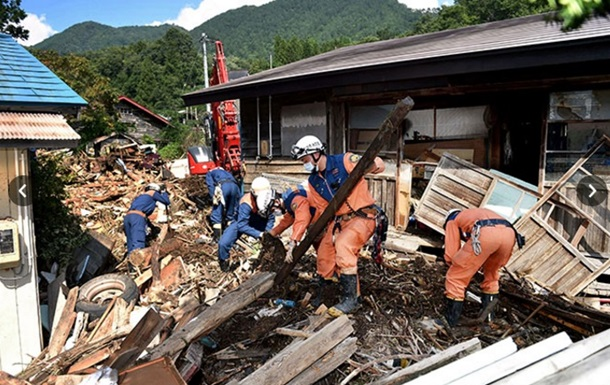В итоге тайфуна в КНР пострадали неменее 70 тыс. человек